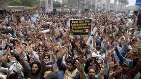 جماعة باكاستانية متطرفة تنهي تظاهرها ضد سفير فرنسا للإفراج عن سجنائها