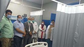 خروح 453 متعافيا من كورونا بمستشفيات الغربية