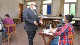 اليوم.. استئناف امتحانات طلاب السنوات النهائية بكليات جامعة القاهرة