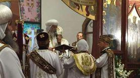 طريقة حضور القداس الإلهي تزامنا مع موجة كورونا الرابعة في الإسكندرية