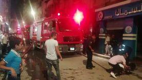 مصرع موظف بالمعاش في حريق شقة بالشرابية