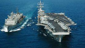 عاجل.. سقوط صواريخ إيرانية بعيدة المدى قرب سفينة تجارية في المحيط الهندي
