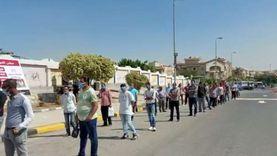 إقبال الشباب في الساعات الأولى من اليوم التاني لانتخابات الشيوخ