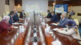 غباشي: وزير الإسكان وافق على توحيد واجهات القاهرة الجديدة بالألوان
