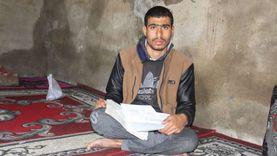 «محمد» مصاب بضمور ولا يخرج من منزله بالشرقية: «نفسي اشتغل»
