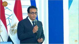 وزير التعليم العالي: انتهاء تطوير معهد الأورام بالكامل بعد 30 يوما