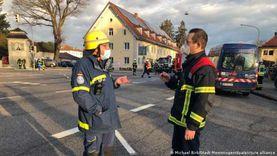 انفجار داخل مجمع للكيماويات في مدينة ليفركوزن الألمانية