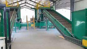 الانتهاء من إنشاء أكبر مصنع لتدوير القمامة بمصر بمدينة المنصورة