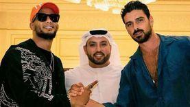 ميشيل موروني يرحب بالتعاون مع محمد رمضان: «حبيبى يا أخي»