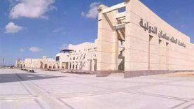 رئيس جامعة الملك سلمان: انتظام الدراسة بفرعي رأس سدر وشرم لـ600 طالب