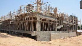القليوبية تتسلم قطعة أرض لإقامة محطة رفع بقرية كوم السمن بشبين القناطر