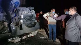 «الوطن» ترصد تفاصيل حادث أتوبيس طريق أسيوط وتفحم 20 شخصا «فيديو»
