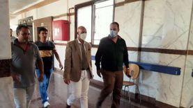 """ضبط مركز مخالف لعلاج الإدمان بالشرقية ونقل نزلائه لمستشفى """"العزازي"""""""
