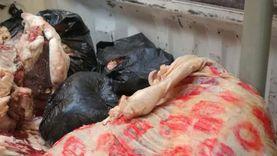 «الزراعة»: حملات مكثفة على الأسواق لضبط اللحوم الفاسدة