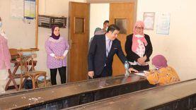 نائب رئيس الأزهر يتفقد لجان امتحانات الدراسات العليا بنات