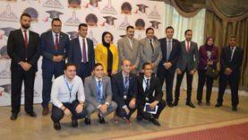 تنسيقية شباب الأحزاب تطلق غرفة عمليات انتخابات الشيوخ