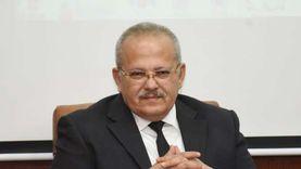 الخشت: تعطيل الدراسة بجامعة القاهرة لا يسري على المنصة الذكية