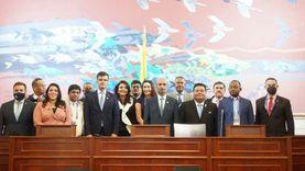 نائبة «التنسيقية» رئيسا للجنة بناء السلام بـ«البرلمان الدولي»