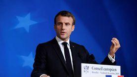 عاجل.. الرئيس الفرنسي يصل إلى لبنان