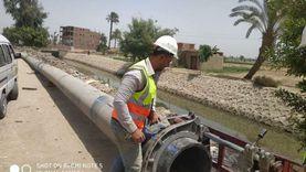 «خلال 7 سنوات».. 1.5مليار جنيه لمشروعات «مياه الشرب والصرف» بسوهاج