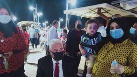 ثقافة جنوب سيناء تتظم حفلا فنيا بمدينة الطور احتفالا بالعيد