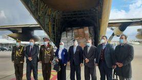 وصول وزيرة الصحة إلى لبنان لتقديم مساعدات ومستلزمات طبية