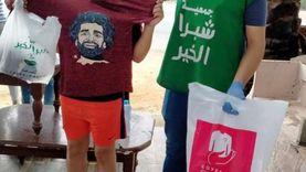 """""""فرحهم في العيد"""".. """"شبرا الخير"""" تطلق مبادرة الملابس الجديدة"""