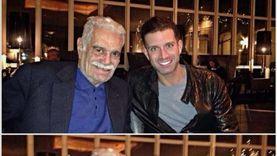 حفيد عمر الشريف يحتفي بذكرى ميلاد جده: النهاردة كان هيتمّ 89 سنة