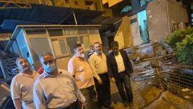 عميد طب طنطا: السيطرة على حريق محدود بمستشفى الطوارئ الجامعي