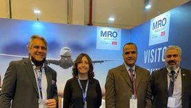 «مصر للطيران» تشارك بمؤتمر ومعرض صيانة وعمرة الطائرات بالشرق الأوسط