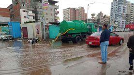 12 سيارة كسح جديدة استعداداً لموسم الأمطار بالدقهلية