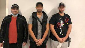 """عاجل.. أول صورة للمتهمين الثلاثة في """"فيرمونت"""" بينهم ابن حلمي طولان"""