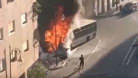 عاجل.. مقتل 53 شخصا حرقا في حادث حافلة بالكاميرون