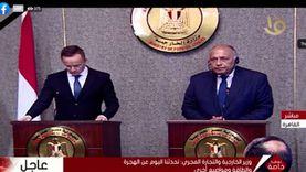 وزير الخارجية المجري من مصر: اللجنة الأوروبية لا تريد حل مسألة الهجرة