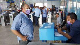 «مترو الأنفاق»: تطعيم 3105 عاملين بالهيئة بلقاح كورونا