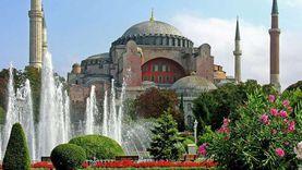 الشؤون الدينية التركية: صور ونقوش آيا صوفيا لا تؤثر على صحة الصلاة