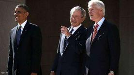 """""""بوش وكلينتون وأوباما"""".. قرار ثلاثي بتلقي لقاح كورونا أمام الكاميرات"""