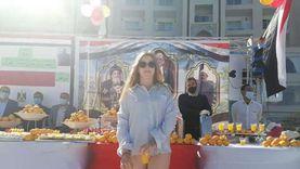 مهرجان أسماك وعصائر لتنشيط السياحة بفنادق الغردقة (صور)