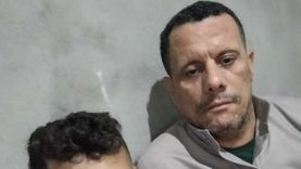 """أبو """"بسام"""": ابني مريض من يوم ما اتولد.. ومعاشي 400 جنيه مبيكفوش حاجة"""