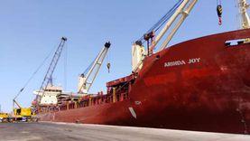 اقتصادية قناة السويس.. تداول 309,685 حاوية مكافئة بموانئ الهيئة