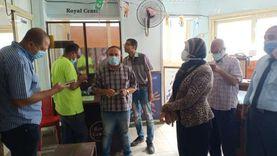 إغلاق 4 مراكز دروس خصوصية والتحفظ 117 «مكبر صوت» في الإسكندرية
