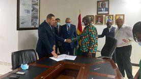 مصر للطيران توقع مذكرة تفاهم مع غانا لتأسيس شركة جديدة في أفريقيا