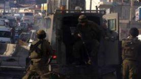 الاحتلال الإسرائيلي يطلق الرصاص الحي تجاه منازل المواطنين غرب رام الله