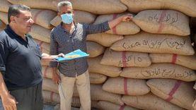 «الزراعة» تكثف الزيارات الميدانية على محطات التقاوي في محافظة الفيوم