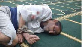"""ابن ضحية """"المهدي المنتظر"""" في الشرقية : """"أبويا اتقتل وهو راكع لله"""""""
