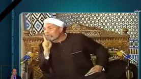 الشيخ الشعراوي: المنتحر سيدخل النار لأنه بدد جسدا ليس ملكا له