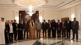 رئيس جمهورية جيبوتي يستقبل رئيس البرلمان العربي: نتطلع للأمن والتنمية