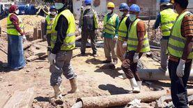 121 مليون جنيه لتنفيذ مشروعات مياه الشرب والصرف صحي بسوهاج