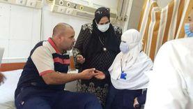 وكيل صحة كفر الشيخ تطمئن على الخدمات بالمستشفى العام
