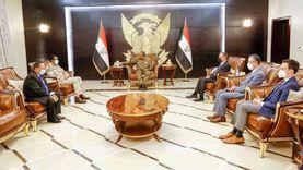 «البرهان» يشيد بموقف واشنطن الداعم للانتقال الديمقراطي في السودان